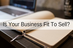Is Your Business Fit to Sell